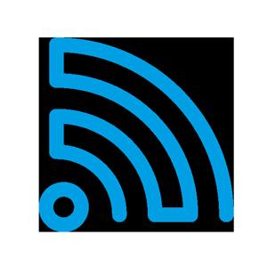 mobiltäckning inomhus ikon